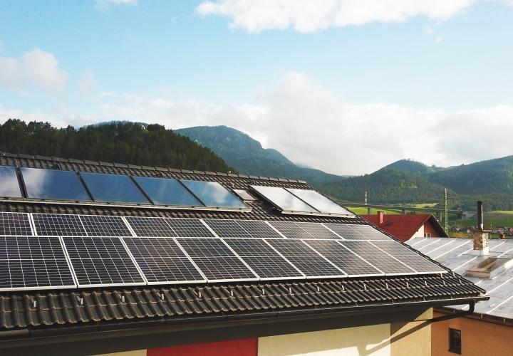Solárne fotovoltaické systémy